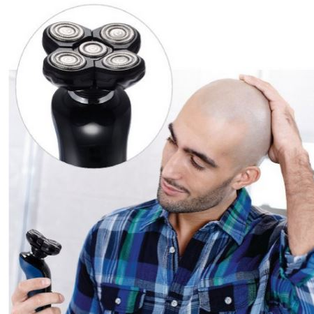 Turnraise Electric Shaver For Bald Heads Review