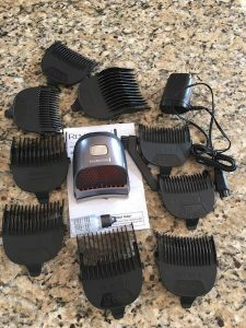 remington hc4250 hand held shaver