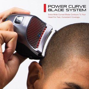 Shaving head with Remington hc4250